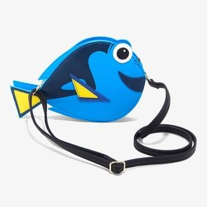 Loungefly x Finding Nemo Dory Crossbody Bag